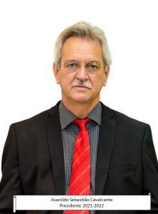 19 - AVANILDO SEBASTIÃO CAVALCANTE - PRESIDENTE 2021-2022